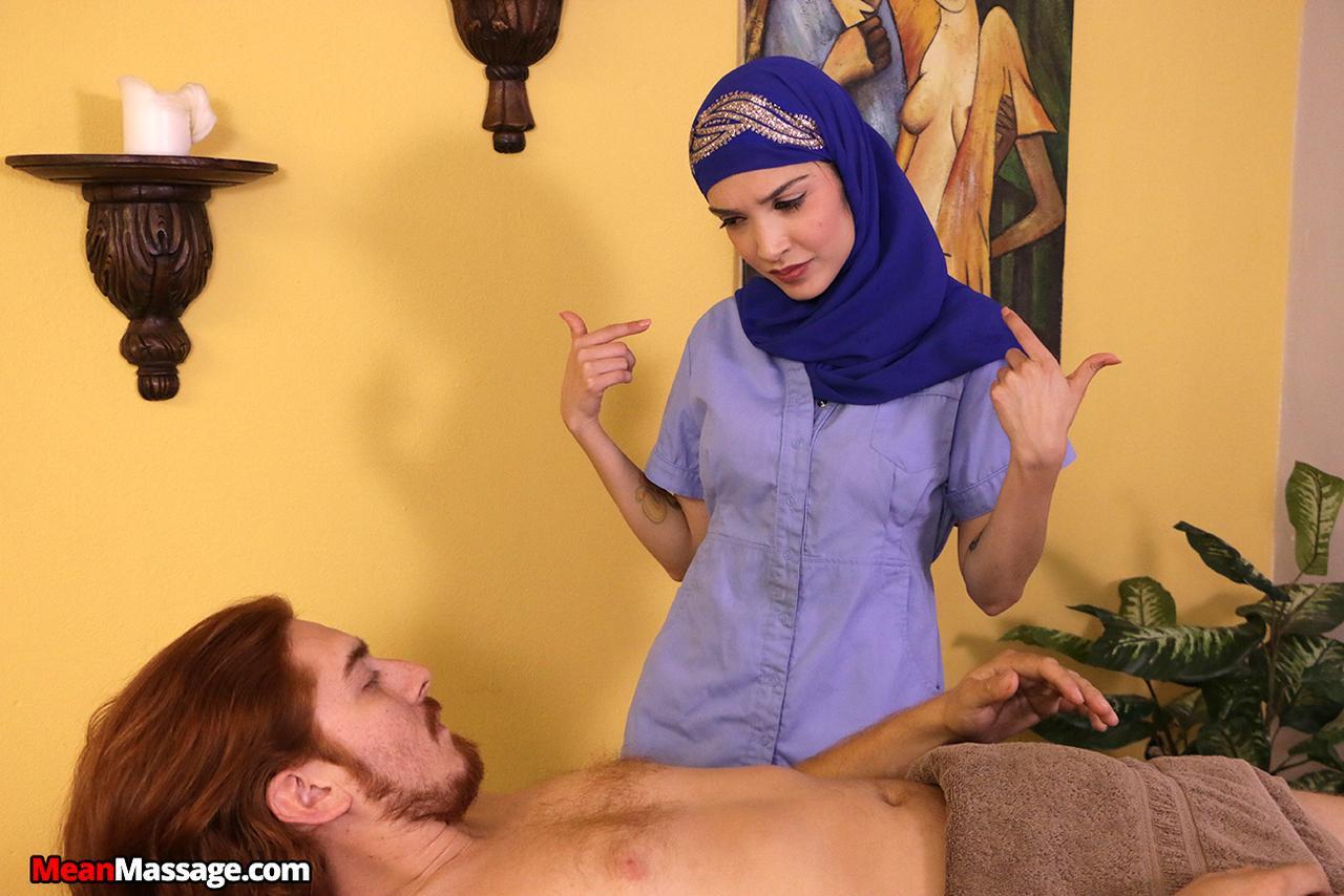 sexy arab beauty jericha give a happy ending massage photo album
