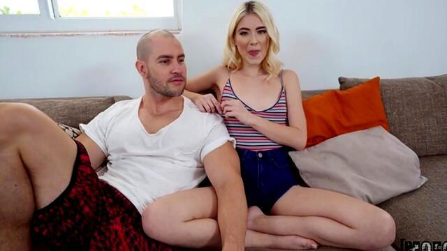 gymnast fucks on the ball. porn videos with christen courtney